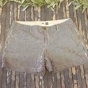 Old Navy Striped Every Day Shorts - Sz 10